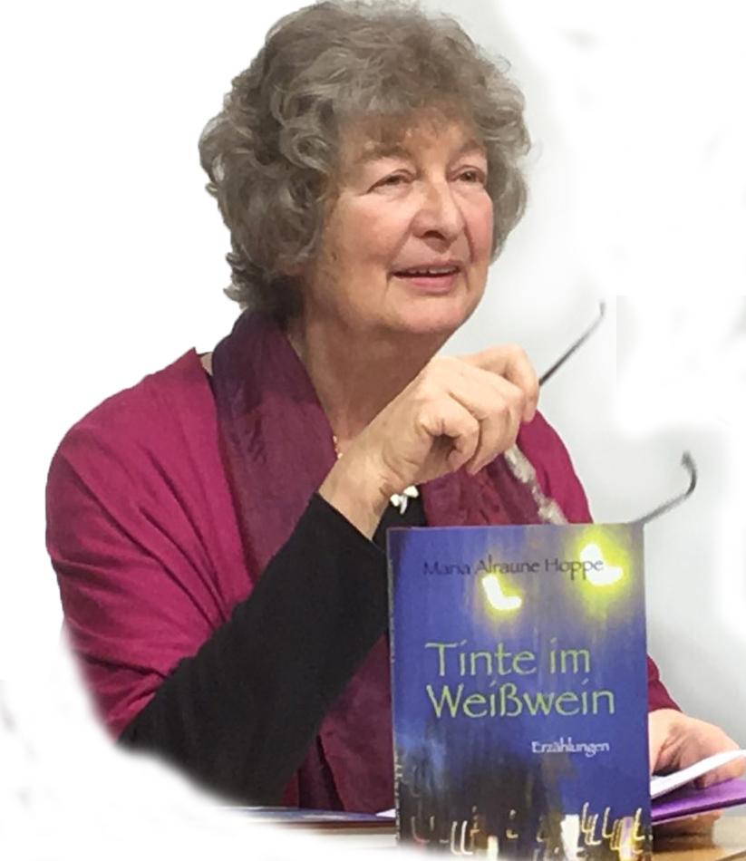 Maria Alraune Hoppe, Buchpräsentation 2017 Musilhaus Klagenfurt
